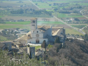 Basilica of St. Francis of Assisi, Assisi, Italy